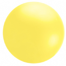 Giant Cloudbuster Balloon - 5.5ft Yellow
